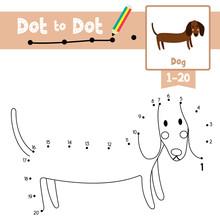 Dot To Dot Educational Game An...