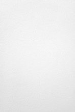 Abstract Clean White Paper Texture, Cement Or Concrete Wall Texture Background.