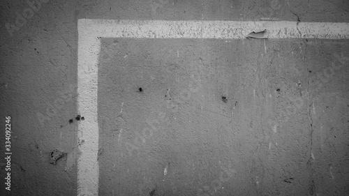 paredon de fusilamiento Fototapete