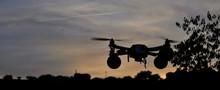Atardecer Con Drone