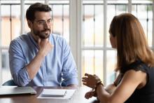 Business Meeting, Job Intervie...