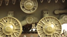 Video 4k Footage Military Equi...