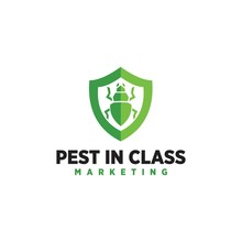 Pest In Class Logo Vector And ...