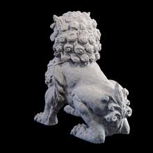 Chinese Guardian Lion Foo Dog