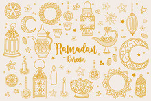 Ramadan Design Elements - Lant...