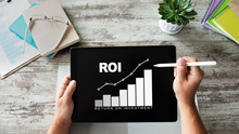 ROI, Return On Investment, Bus...