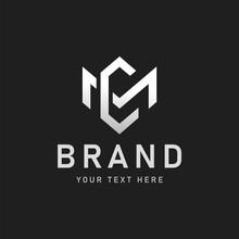MC Or CM Letter Logo Design