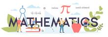 Math School Subject. Learning ...