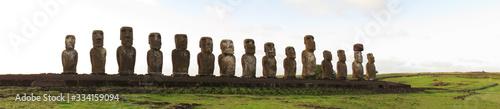 Photo Rapa Nui - Ahu Tongariki