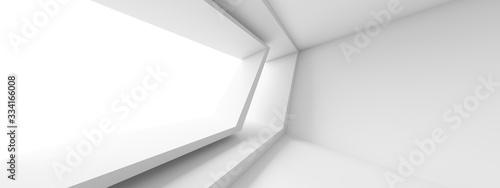 Vászonkép Futuristic Interior Design