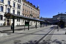 Puste Ulice Miasta, Kraków Po...