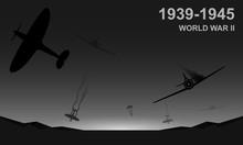 World War II 1939-1945 Black A...