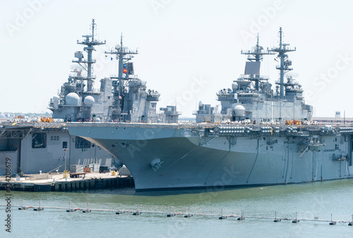 Photo U.S. Navy Ships in West Virginia