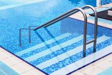Ladder Of Swimming Pool