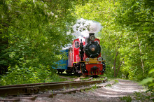 Vintage Steam Powered Railway ...