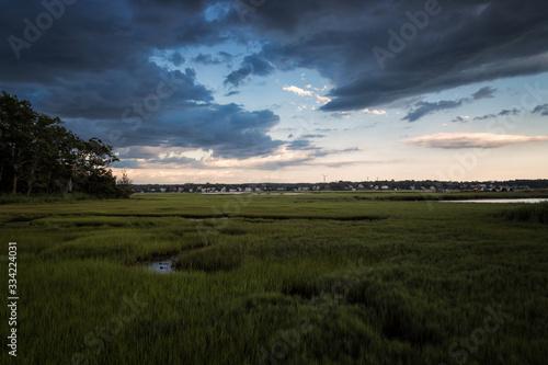 Fotografie, Obraz A Wonderful Summer's Afternoon in Gloucester Massachusetts