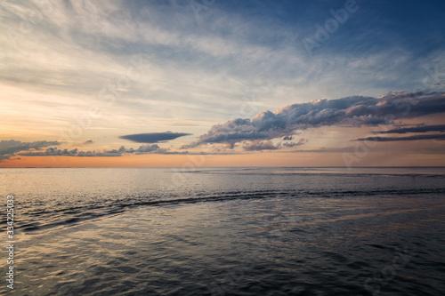 A Beautiful Sunset in Gloucester Massachusetts Slika na platnu