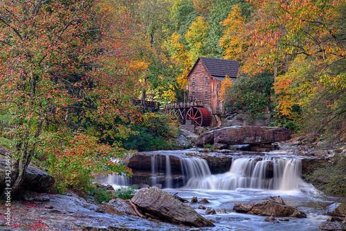 Photo Glade Creek Grist Mill