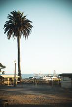 Los Angeles, Venice Beach, Sunset