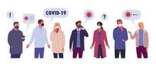 Discussion Of Coronavirus. Vec...