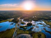 Pantanal Photographed In Corum...