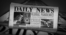 Global Pandemic Breaking News ...
