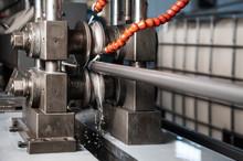 Metal Rolling Mill. Pipe Produ...