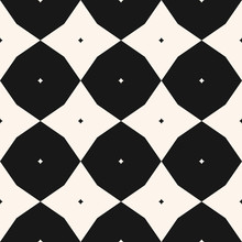 Diamond Pattern. Vector Abstra...