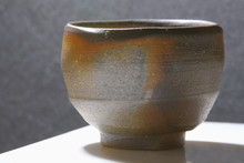 Japanese Earthenware Sake Cup
