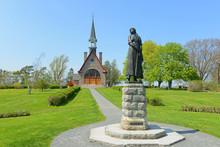 Memorial Church In Grand Pre N...