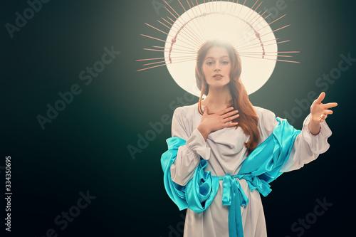 Fotomural Virgin Mary Magdalene