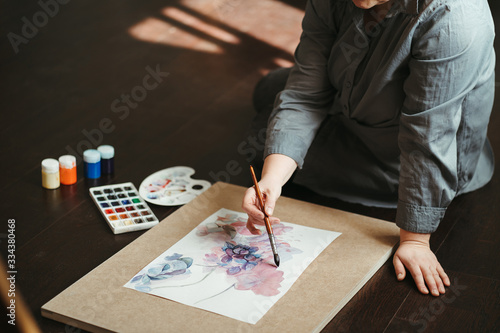 Canvas Art therapy, creativity and inspiration
