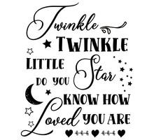 Twinkle Twinkle Little Star Do...
