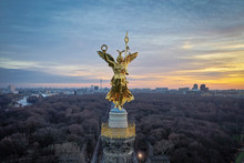 Panoramic View Of Berlin Skyli...