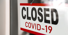 Closed Businesses For COVID-19...