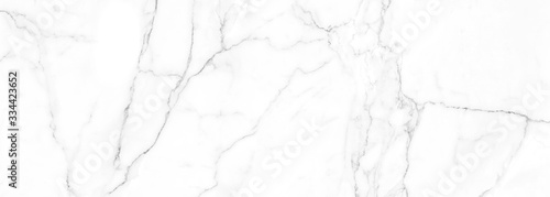 Fototapeta high resolution white Carrara marble stone texture obraz