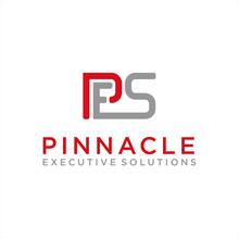 Letter Pes Logo Design