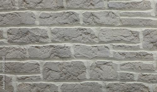 Fotografie, Obraz Mur en pierres
