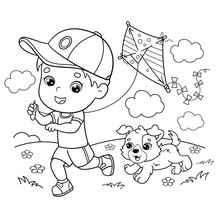 Coloring Page Outline Of Carto...