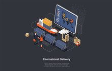 Isometric International Delive...