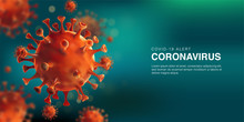 3D Illustration Of Coronavirus...