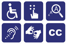 Universal Symbols Of Accessibility