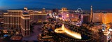 Fototapeta Most - Las Vegas Strip night