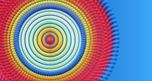 Abstract Circular Pattern Made...