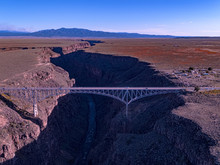 Rio Grand Gorge Bridge, New Me...