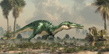 Suchomimus Was A Large Carnivo...