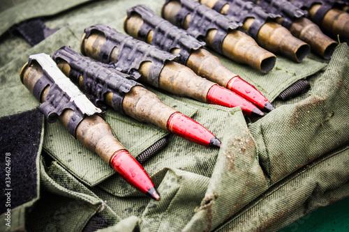 Tableau sur Toile Ammunition