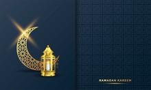 Ramadan Kareem Islamic Greetin...