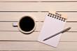 コーヒーとカレンダー(5月)