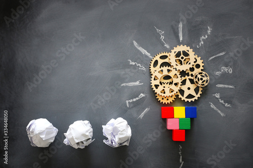 Education concept image Fototapete